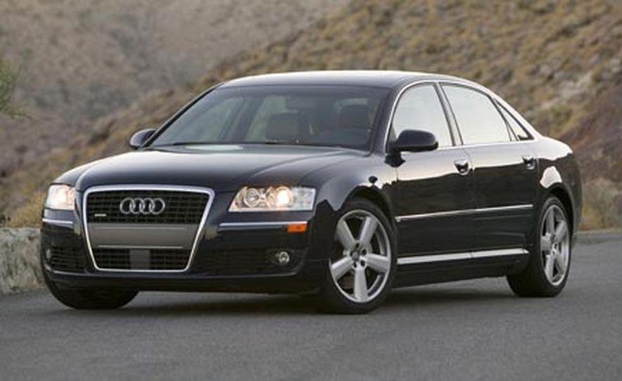 2008 Audi A8 - Slide 16