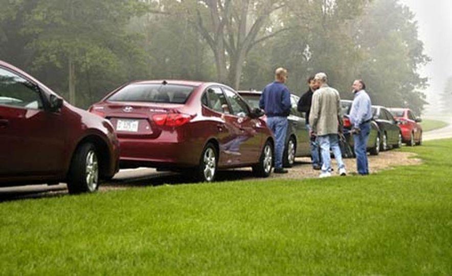 2006 Honda Civic LX - Slide 5
