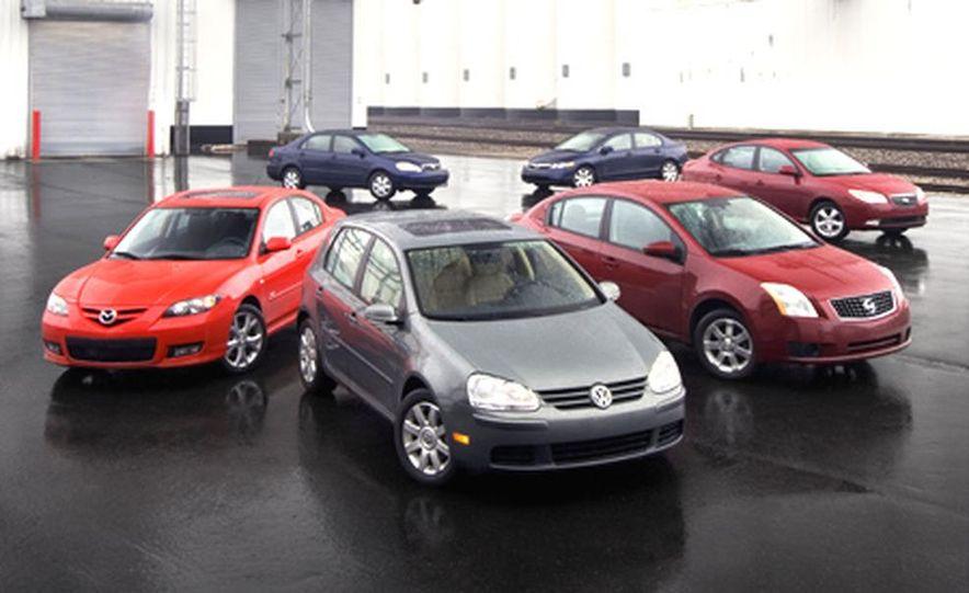 2006 Honda Civic LX - Slide 6