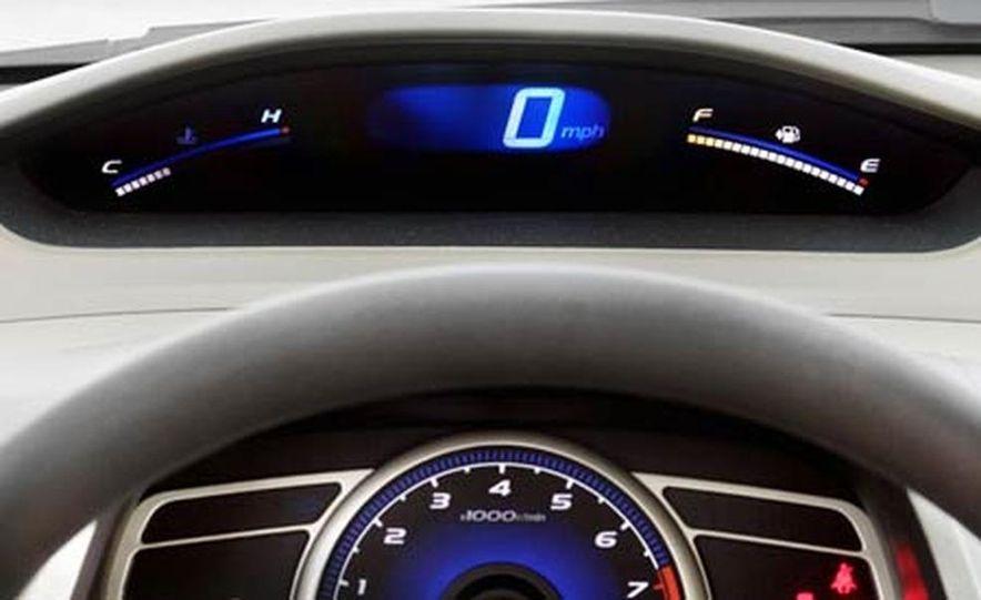 2006 Honda Civic LX - Slide 3