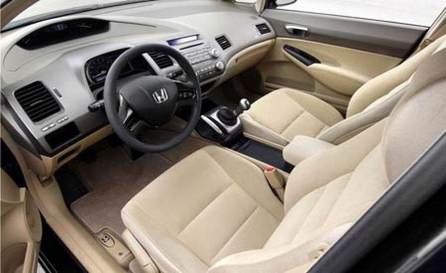 2006 Honda Civic LX - Slide 4
