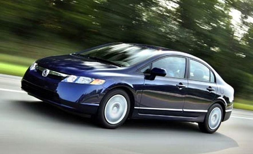 2006 Honda Civic LX - Slide 1