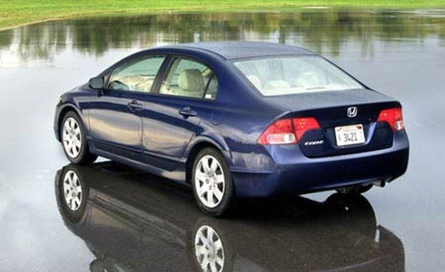 2006 Honda Civic LX - Slide 2