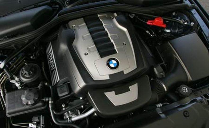 2007 BMW 550i - Slide 9