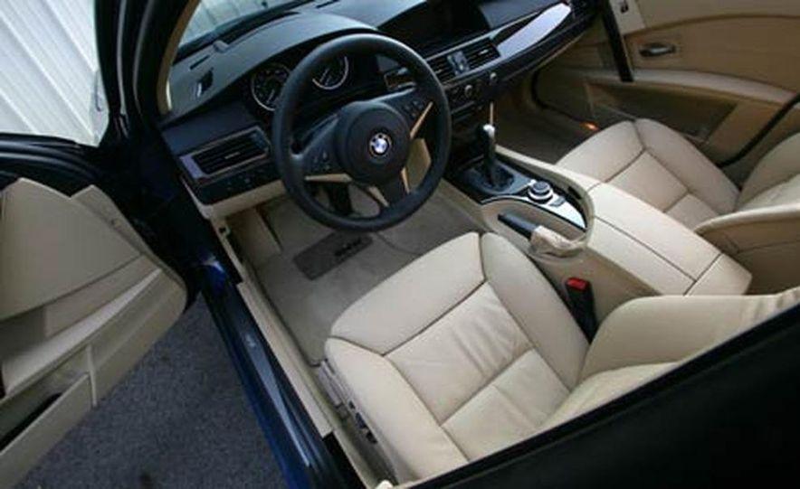 2007 BMW 550i - Slide 13