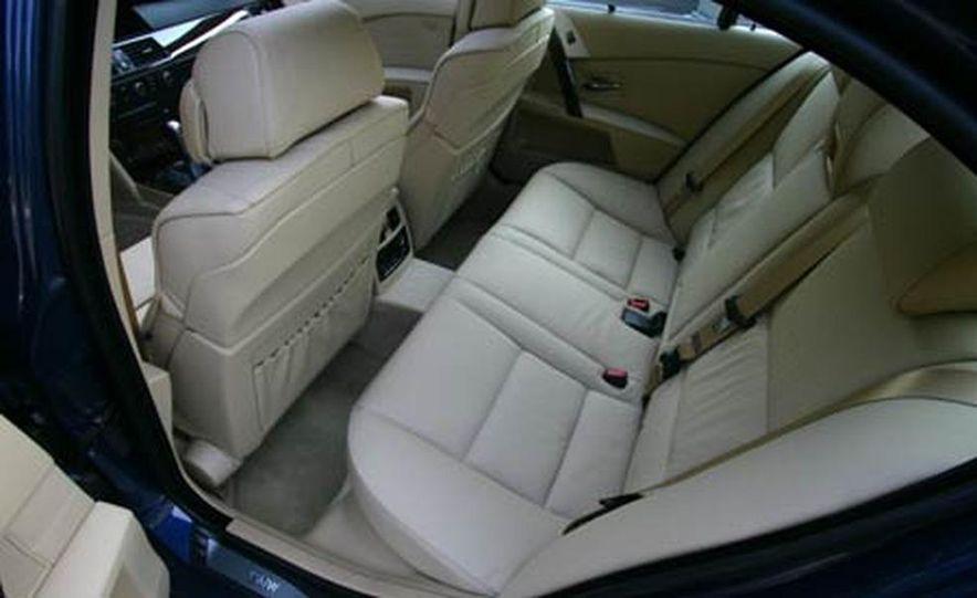 2007 BMW 550i - Slide 14