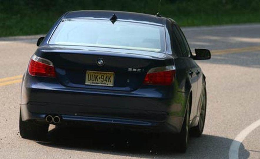 2007 BMW 550i - Slide 3