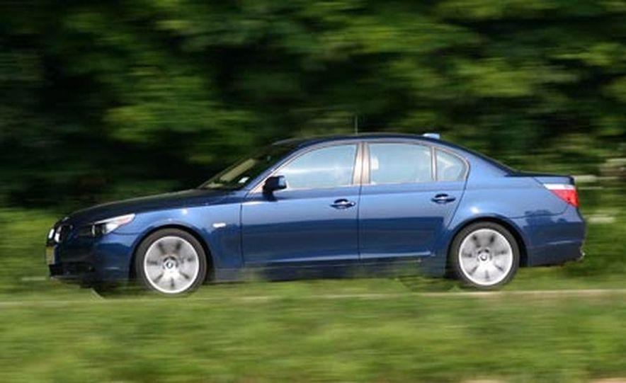 2007 BMW 550i - Slide 5