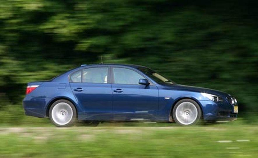 2007 BMW 550i - Slide 6