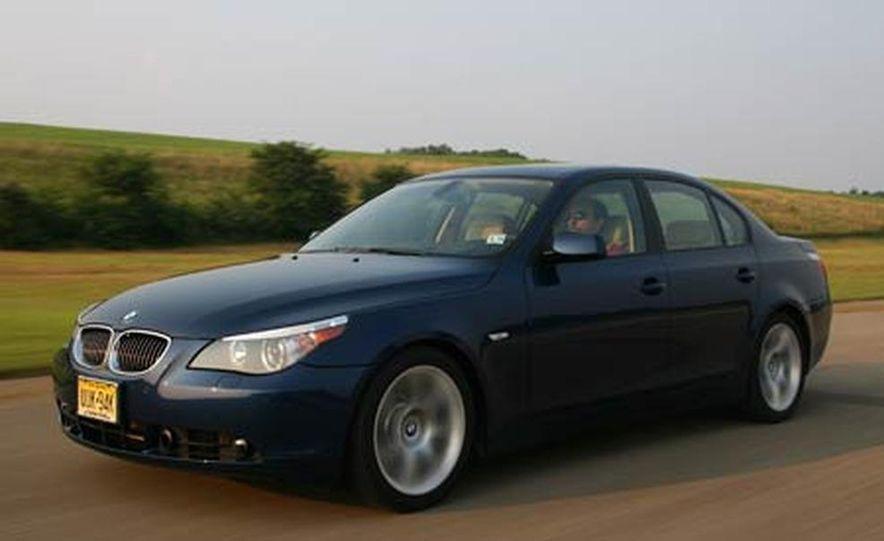 2007 BMW 550i - Slide 7