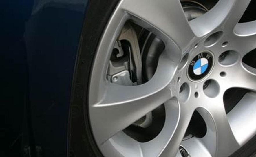 2007 BMW 550i - Slide 18