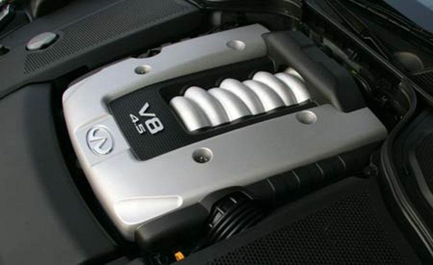 2007 BMW 550i - Slide 31