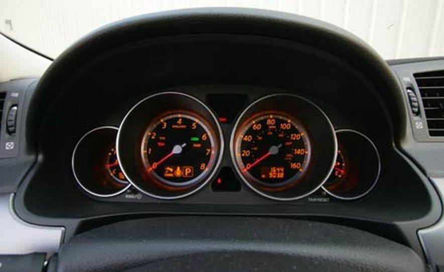2007 BMW 550i - Slide 33