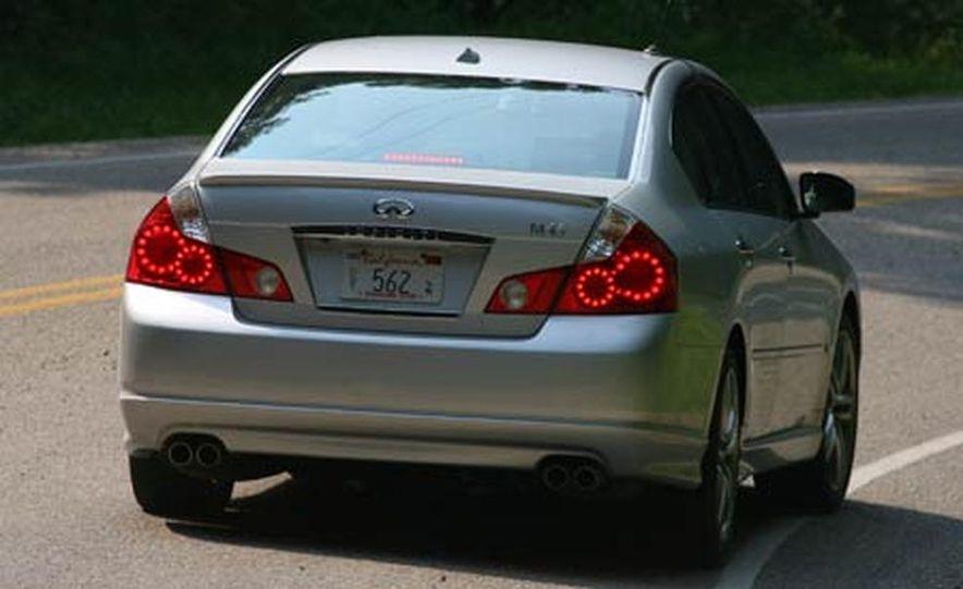 2007 BMW 550i - Slide 27