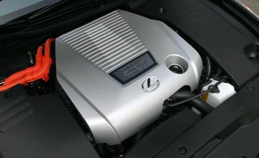 2007 BMW 550i - Slide 50