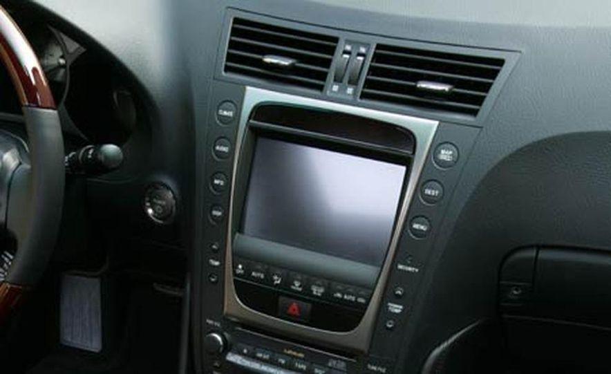 2007 BMW 550i - Slide 54