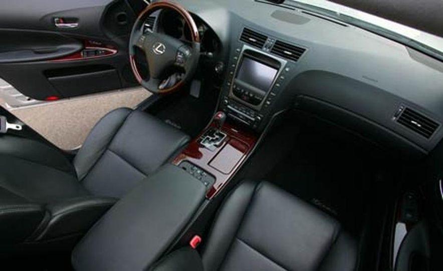 2007 BMW 550i - Slide 58