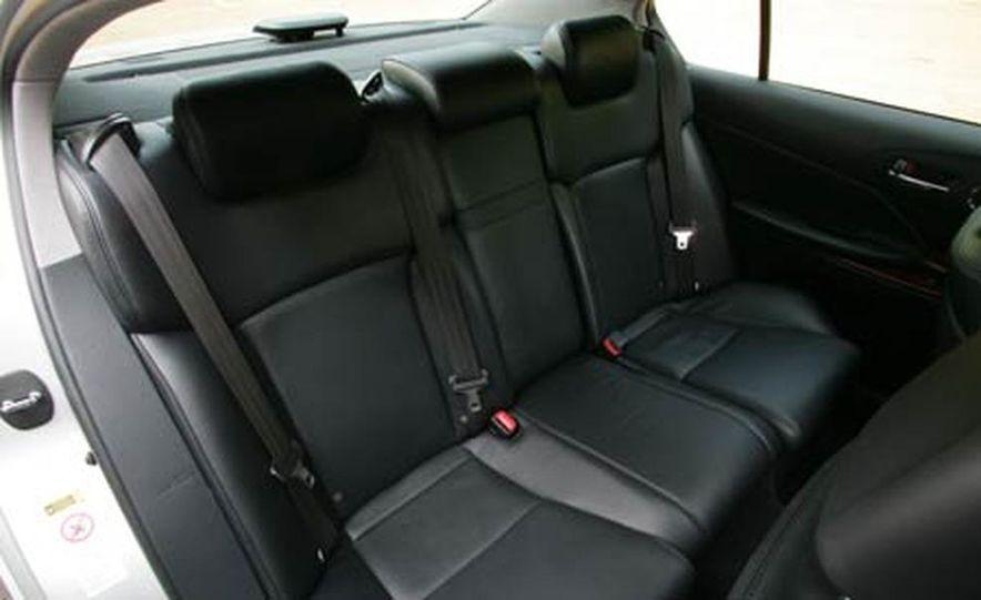 2007 BMW 550i - Slide 59
