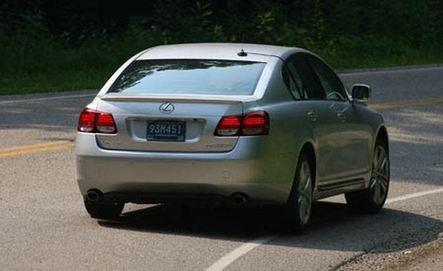 2007 BMW 550i - Slide 46