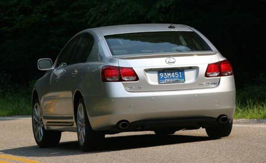 2007 BMW 550i - Slide 47