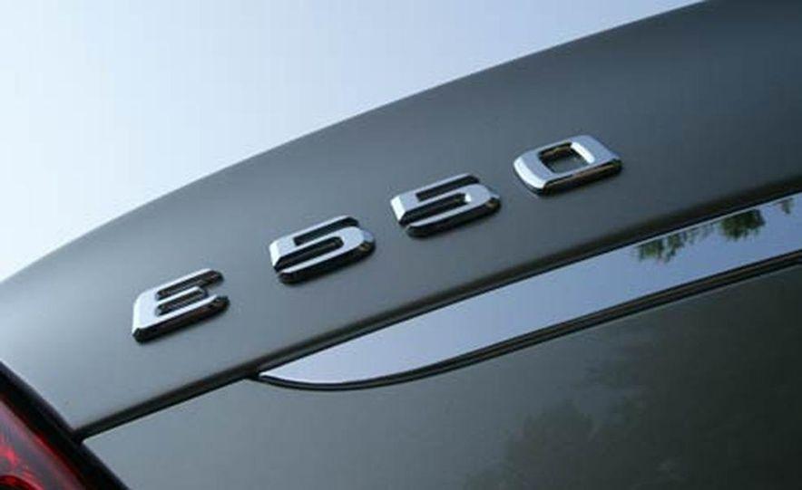 2007 BMW 550i - Slide 80