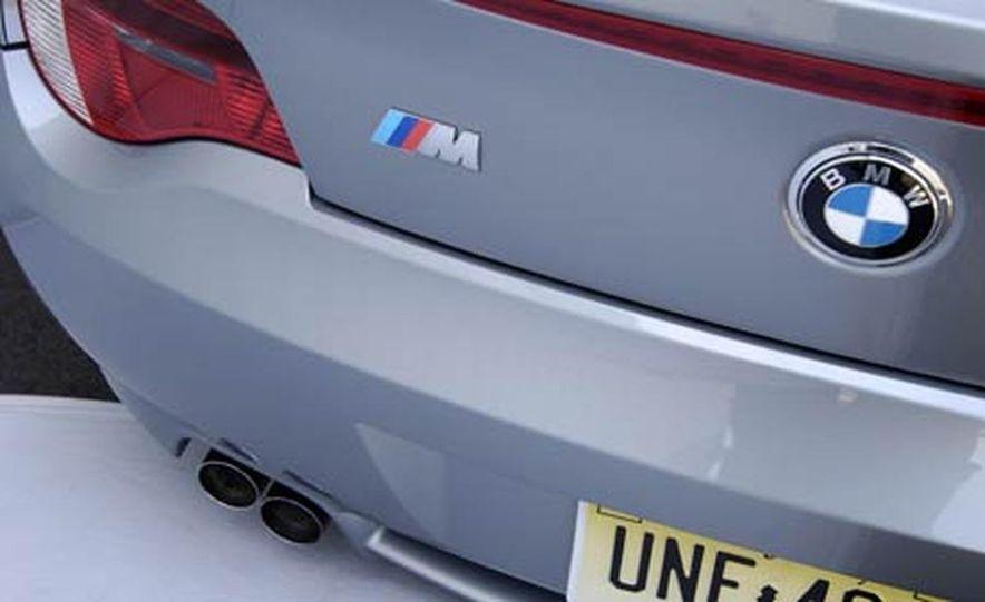 2006 BMW Z4 M Coupe - Slide 1