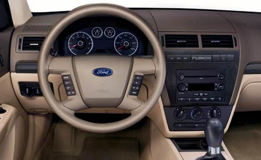 2006 Ford Fusion - Slide 39