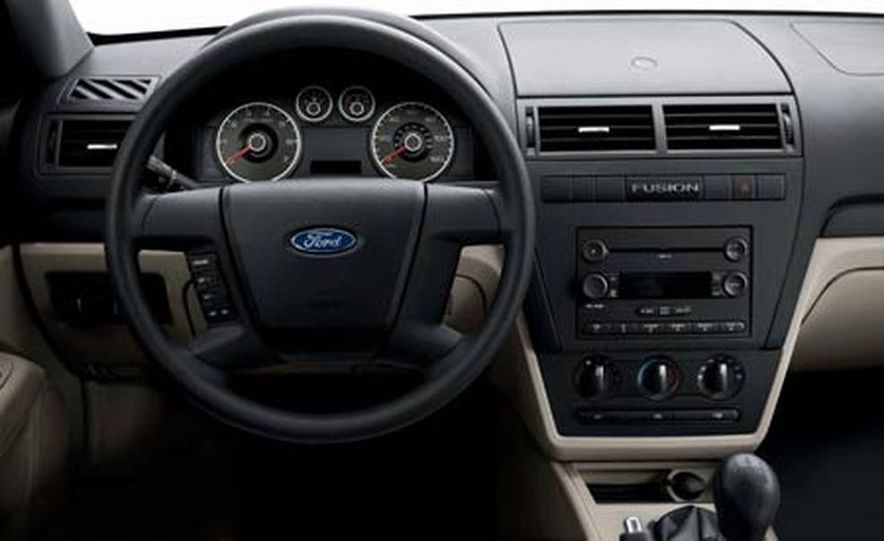 2006 Ford Fusion - Slide 40