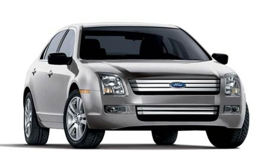 2006 Ford Fusion - Slide 2