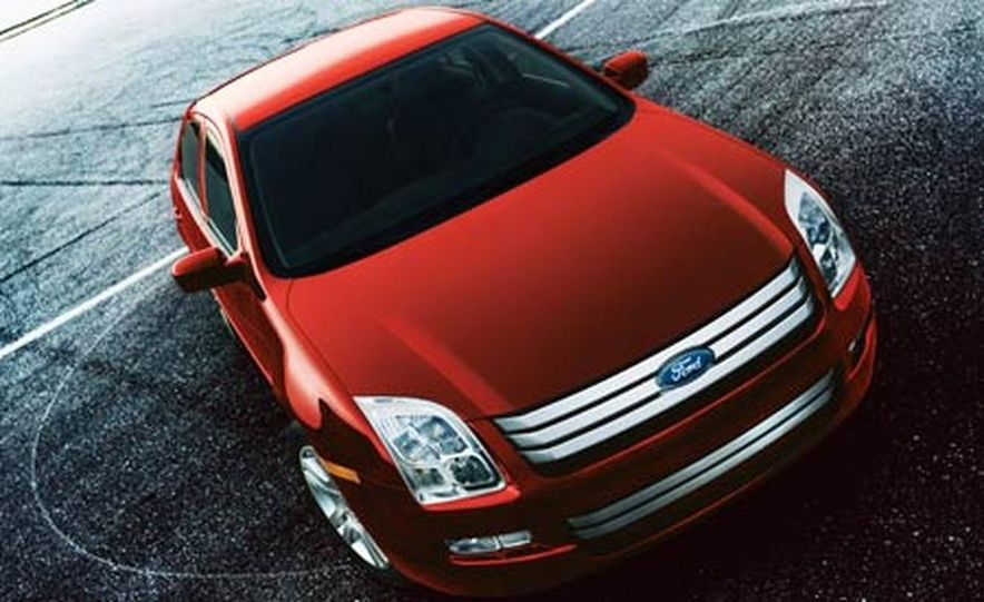 2006 Ford Fusion - Slide 4