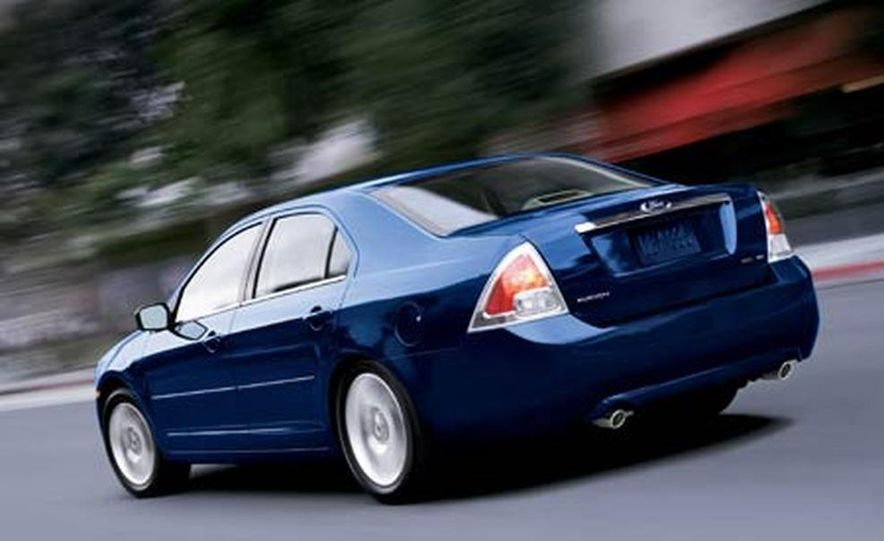 2006 Ford Fusion - Slide 6