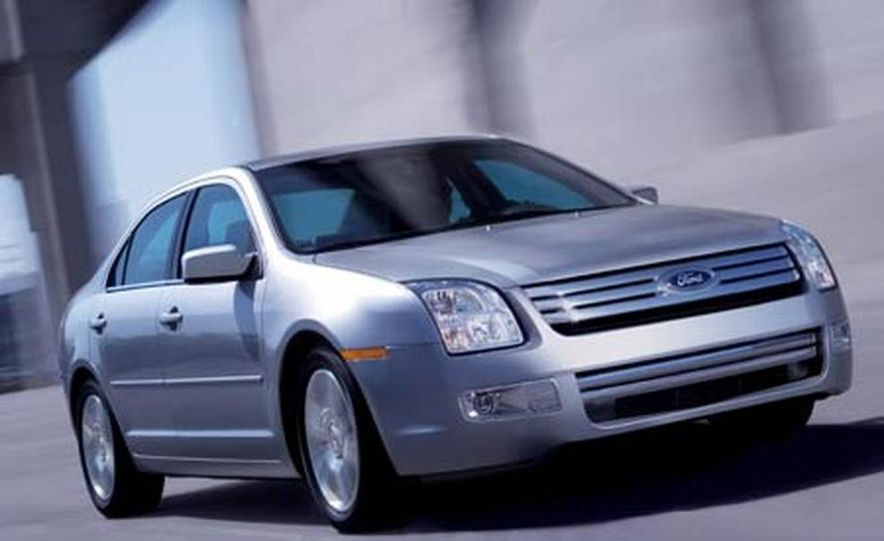 2006 Ford Fusion - Slide 7