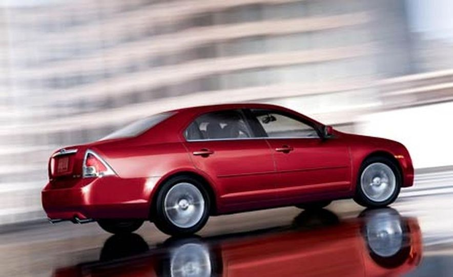 2006 Ford Fusion - Slide 8