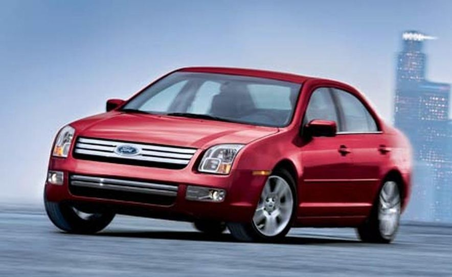 2006 Ford Fusion - Slide 9
