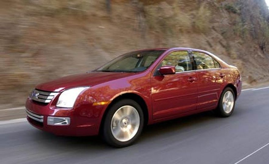 2006 Ford Fusion - Slide 21