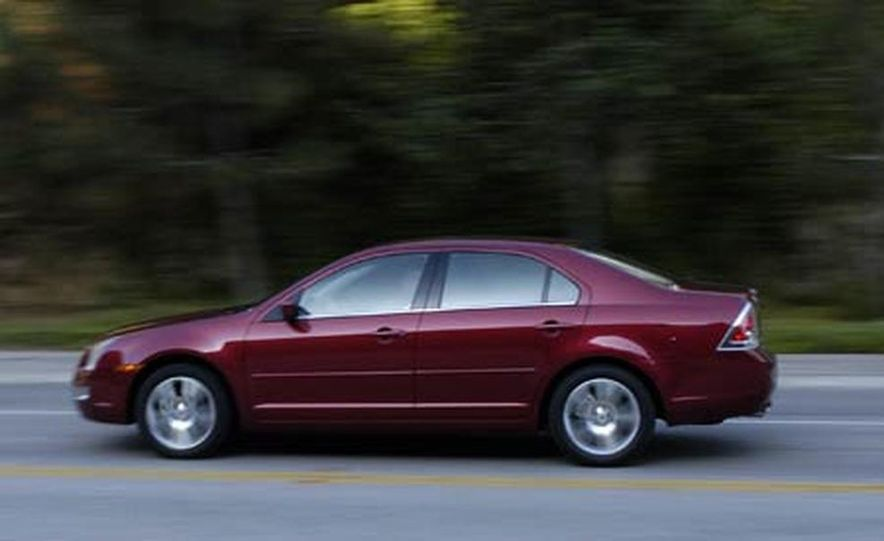 2006 Ford Fusion - Slide 22