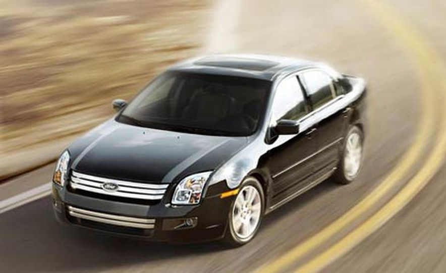 2006 Ford Fusion - Slide 23