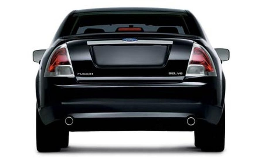 2006 Ford Fusion - Slide 24