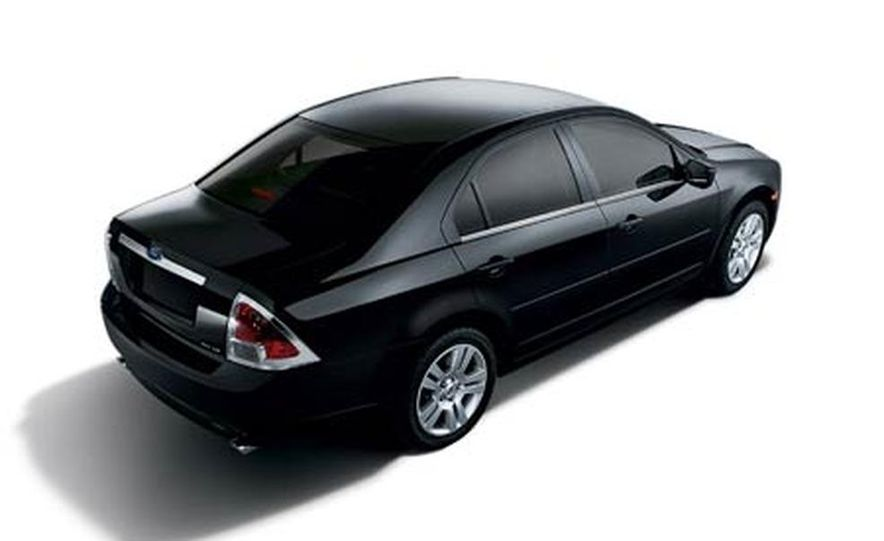 2006 Ford Fusion - Slide 25