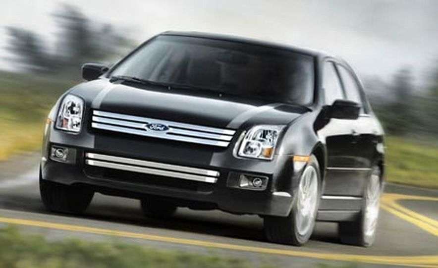 2006 Ford Fusion - Slide 26