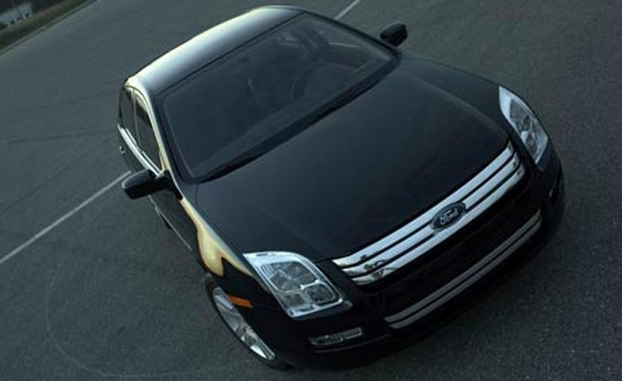 2006 Ford Fusion - Slide 27