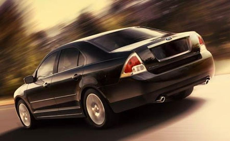2006 Ford Fusion - Slide 28