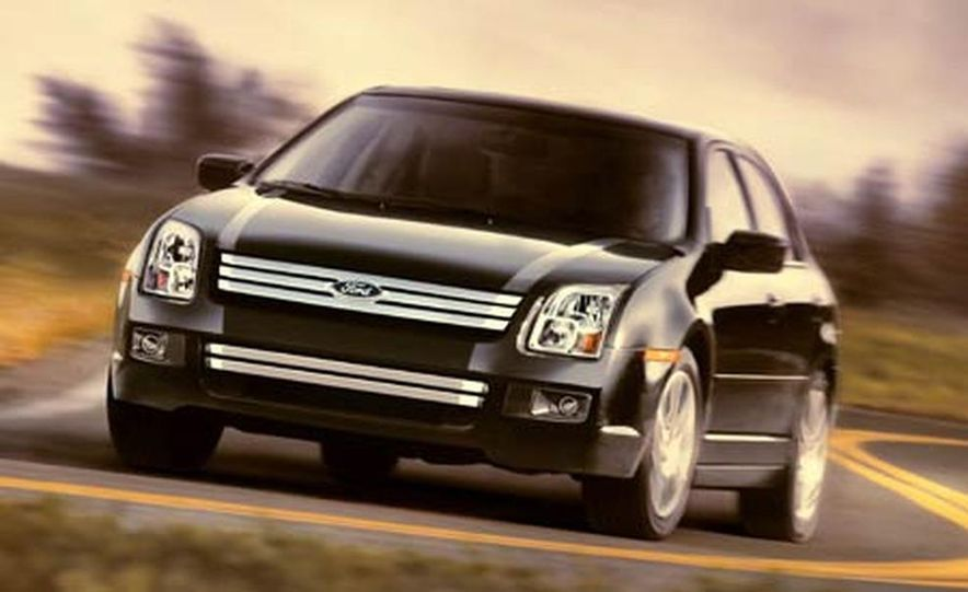 2006 Ford Fusion - Slide 29