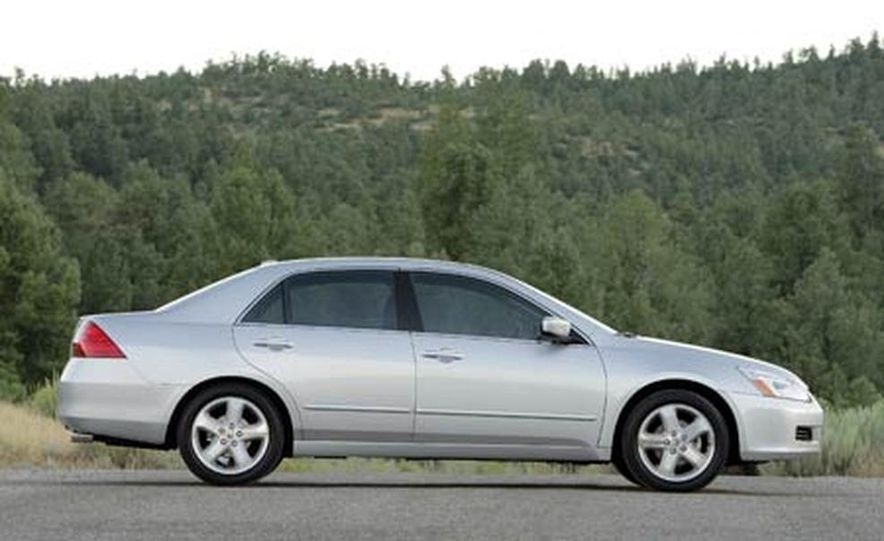 2006 Ford Fusion - Slide 50