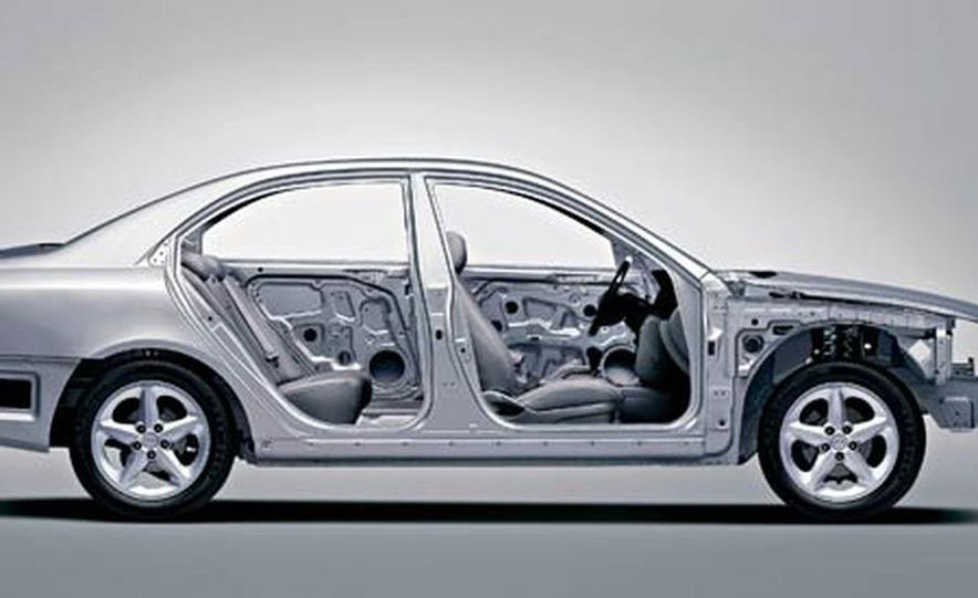 2006 Ford Fusion - Slide 69
