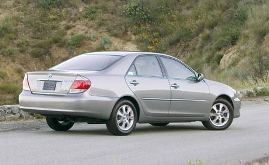 2006 Ford Fusion - Slide 79