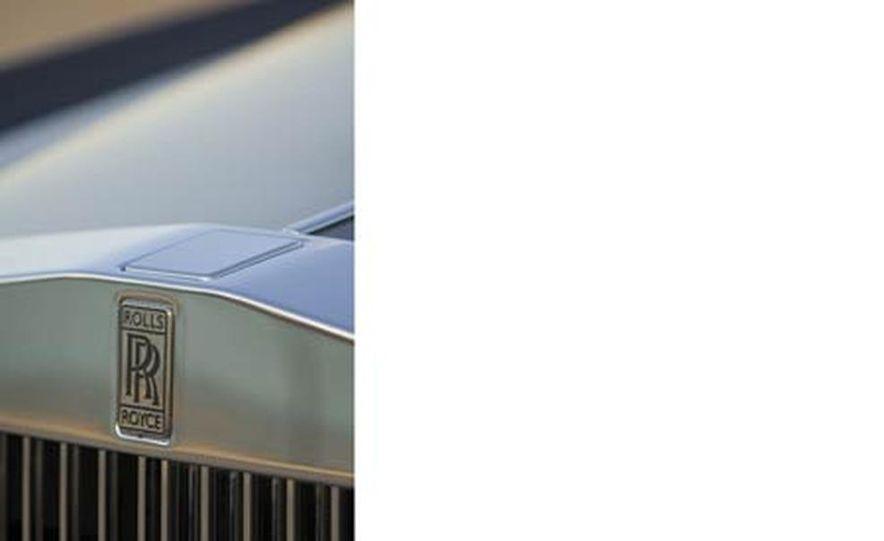 2006 Rolls-Royce Phantom - Slide 24