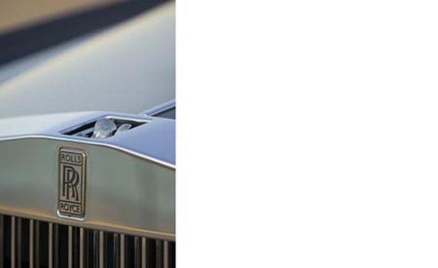 2006 Rolls-Royce Phantom - Slide 25