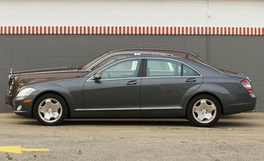 2006 Rolls-Royce Phantom - Slide 31