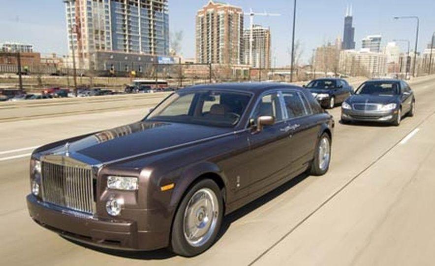 2006 Rolls-Royce Phantom - Slide 32
